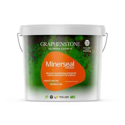 Minerseal duurzame voorstrijk Graphenstone transparante voorstrijk en primer