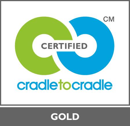 Cradle to cradle gold duurzame en circulaire keurmerken muurverf