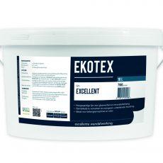 Ekotex excellent glasvezelbehang